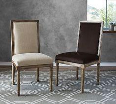 Miller Side Chair #potterybarn