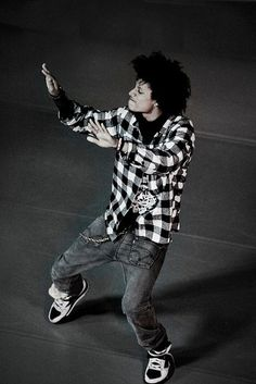 Les Twins...best dancers!!!