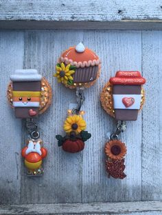 Excited to share the latest addition to my shop: Pumpkin Fun Badge Reel-Badge Holder-Cute Badge-Kid Friendly-Fall-Autumn-Nurse-Pediatrics-Retractable-Nurse Badge-Badge Holder Id Badge Holders, Badge Reel, Polymer Clay Crafts, Resin Crafts, Biscuit, Work Badge, Acrylic Keychains, Autumn Coffee, Nurse Badge