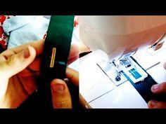 Aprenda a fazer casa de botão com calcador - YouTube