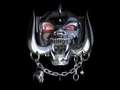 Chrome Motorhead Logo