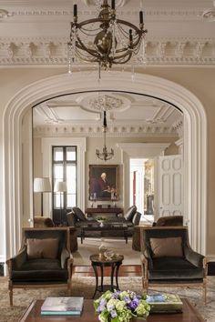 SLC Interiors in Charleston. Those. Pocket. Doors.