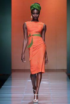 2 | Bongiwe Walaza (Mercedes-Benz Fashion Week Africa) Photos by Simon Deiner