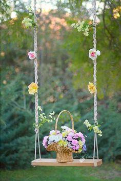 Arranjo floral ---- via---Çiçeklerle Dekorasyon 1