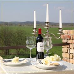 Villa Fiore Malm, Candles, Candy, Candle Sticks, Candle