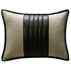 delecuona-urban-linen-and-quilted-leather-cushion-stone-olive