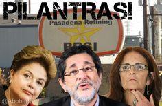URGENTE- EUA pede prisão imediata de DILMA ROUSSEFF, ela acaba de ser condenada no caso de Pasadena | Pensa Brasil