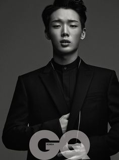 "iKON's Bobby for GQ Magazine's ""Men of the Year"" Edition"