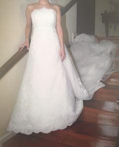 ¡Nuevo vestido publicado!  Ceremonia Saint Patrick ¡por sólo $20000! ¡Ahorra un 43%!   http://www.weddalia.com/mx/tienda-vender-vestido-de-novia/ceremonia-saint-patrick/ #VestidosDeNovia vía www.weddalia.com/mx