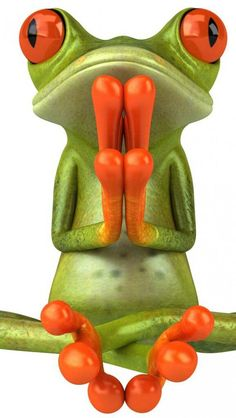 *Dear God, help me with my obsession and stop me from pinning more froggy photos........ C.G *