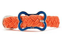 Sailor's Knot Collar, Orange