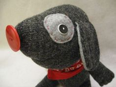 Rowdy the Cowdog | In the shop now! ©2009 Original Sock Dog… | By: sockdogs | Flickr - Photo Sharing!