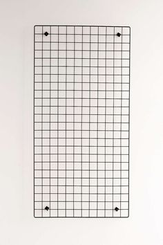Large Wire Wall Grid