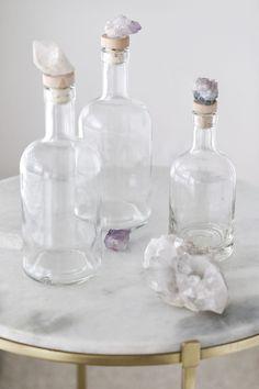 Jillian Harris x Erin Sousa Crystal Bottle Topper DIY