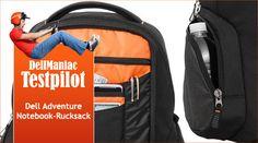 Testpilot Test Dell Notebook Rucksack