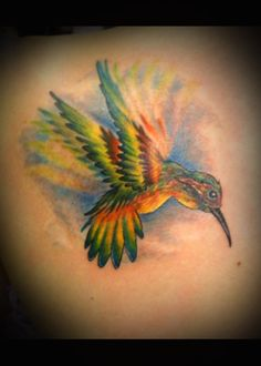 Hummingbird tattoo designs as a reminder to pursue dreams - Page 14 of 30