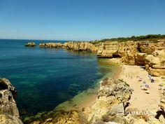 Praia da Coelha, Albufeira-Portugal