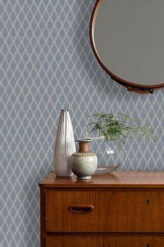 Tapet Dun Mirror, Wallpaper, Furniture, Ell, Home Decor, Decoration Home, Room Decor, Mirrors, Wallpapers