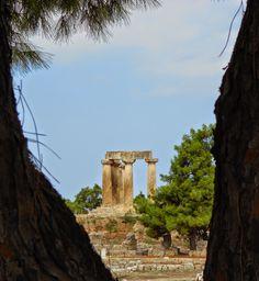 Scorcio di Corinto...  #nikon , #greece , #corinthians , #photo , #fotopaesaggi , #photoview