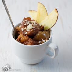 Paleo Pumpkin Apple Butter | by Key Ingredient | Ingredients: 6	apples, cored, peeled and sliced, ½	cup pumpkin puree, ½ cup coconut milk, ½ cup chopped pecans, 1	tablespoon vanilla, ½	tablespoon cinnamon, 1 teaspoon nutmeg, pinch of cloves