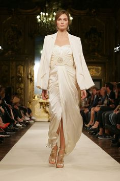 Elisabetta Franchi - Runway - Milan Fashion Week Womenswear Spring/Summer 2015