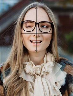 41b910055ab Eyewear Face Shape Guide  What Glasses   Sunglasses Fit Your Face