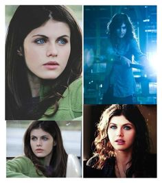 """Alexandra Daddario/ Angel Deanburg"" by kandykuahgoddess on Polyvore featuring beauty"