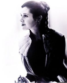 Carrie Fisher-Leia