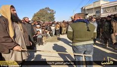 BLOG WITH FURY: ISIS'S WORLD (PHOTOS): ISIS ENFORCERS BEATING MUSI...
