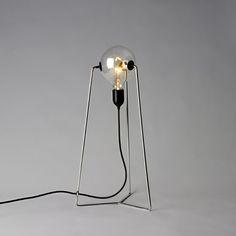 Bulb lamp by David Taylor