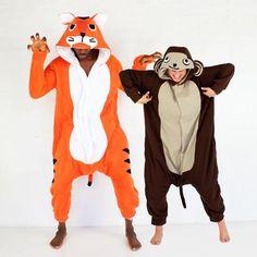 Afreaka Dress Up - Animal & Casual Adult Jumpsuits