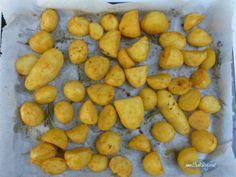 Aardappels met verse tijm: Voor bij de bbq.