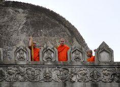 Vientiane: A Quiet Capital