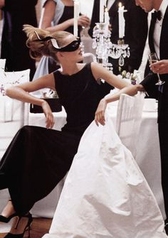 """Having A Ball"" photographed by Steven Meisel for Vogue US"