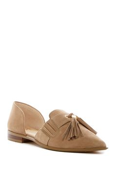 $69.97 RACK Image of Vince Camuto Hollina d'Orsay Flat
