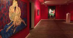'Ordinary Bodies, Ordinary Bones' exhibition 2018 at Anima Mundi (red room 2)