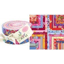 Ladies Stitching Club Moda Jelly Roll