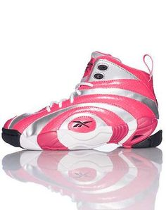 #FashionVault #Reebok #Girls #Footwear - Check this : REEBOK GIRLS Pink Footwear / Basketball 7 for $24.99