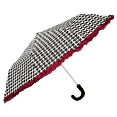 Alabama Crimson Tide Keep the Rain Off in Style Showing Your Team Spirit with This Really Cute Houndstooth and Crimson Umbrella! Judson http://www.amazon.com/dp/B00I48F910/ref=cm_sw_r_pi_dp_p973tb1WPD4XW3DZ