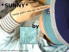 aefflynS - to go: Heut gib's 'was auf die Mütze - DAS neue FREEBOOK von Sara&Julez!