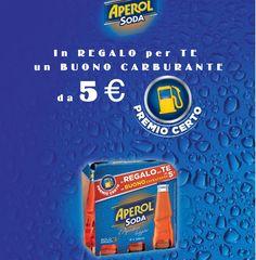 Fai benzina con aperol soda – Missione risparmio Bergamo