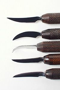 The Knives at Cape Forge Wood Carving Faces, Wood Carving Tools, Whittling Wood, Blacksmith Shop, Hobbies To Try, Forging Metal, Vintage Tools, Knives And Tools, Custom Knives