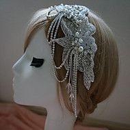 Handmade Rhinestone Wedding/Special Occasion Head... – USD $ 69.99