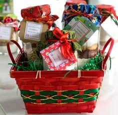 Basket Mix/ Mason Jars and Hot Chocolate Mix/ by PinkBoxSweets Teacher Gift Baskets, Christmas Gift Baskets, Christmas Gifts, Holiday, Thanksgiving Care Package, Funny Teacher Gifts, Hot Chocolate Mix, Wine Gifts, Mason Jars