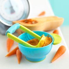 ~ 9 Easy baby food recipes