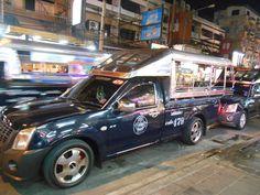 Xoong Theo - chạy đầy phố Pattaya. Mỗi lần phát âm cái tên này là =))))))))))))))