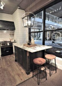 Delicieux Kitchen Showroom: Modern Farmhouse With A Rustic Twist U2013 Kitchen And Bath  Remodeling MN
