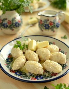 Magic Recipe, Polish Recipes, Dumplings, Pasta Dishes, Side Dishes, Food And Drink, Appetizers, Cooking Recipes, Lunch