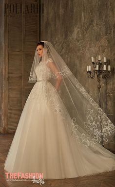 Pollardi 2017 Spring Bridal Collection | The FashionBrides