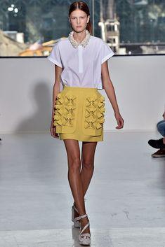 Fotos de Pasarela | Delpozo, primavera-verano 2015, New York Fashion Primavera-verano 2015 Nueva York | 22 de 41 | Vogue